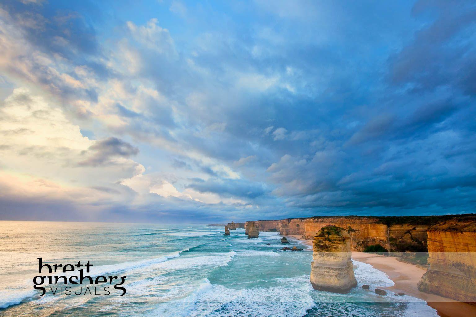 melbourne great ocean road 12 apostles